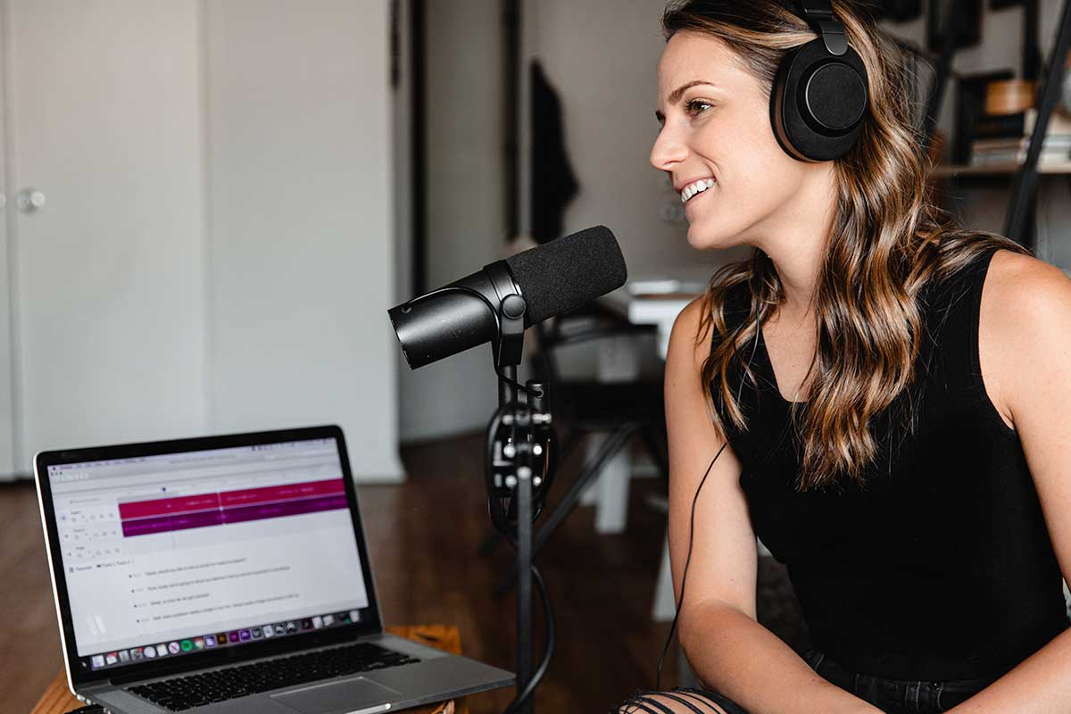 How to create a podcast: 6 things to do