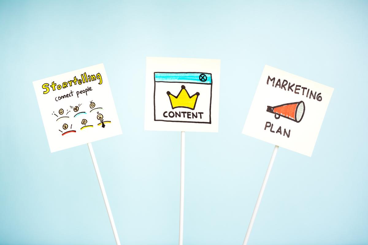 Comunicare il proprio brand in modo efficace: il potere dello storytelling marketing